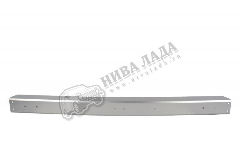 Бампер задний ВАЗ 2121 (швеллер)