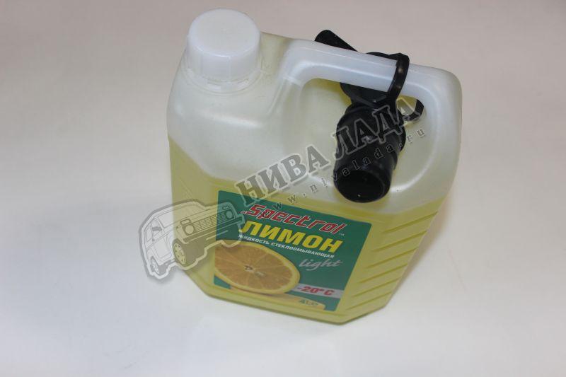 Жидкость незамерзающая Spectrol 4л. -20С