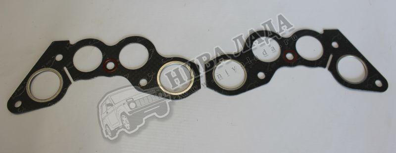 Прокладка коллектора ВАЗ 2101-07,21213 (к-т.2шт)