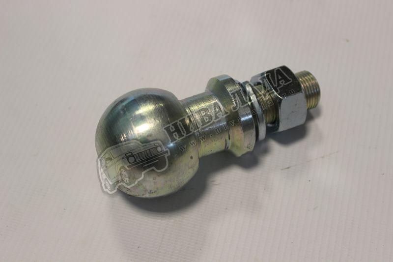 Шар для фаркопа с резьбой ф50мм L-120 мм оцинкованный