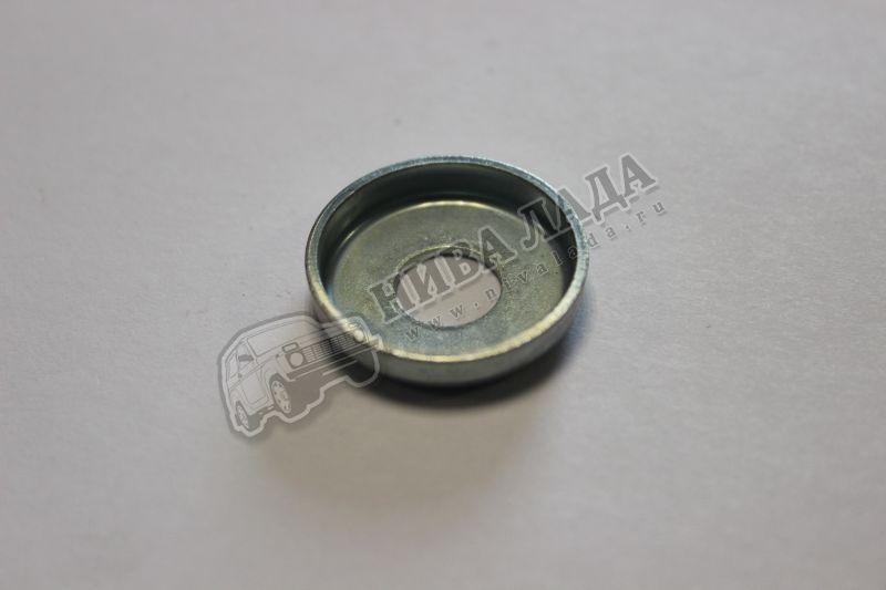 Кольцо защитное кронштейна ролика натяжителя ВАЗ 1118