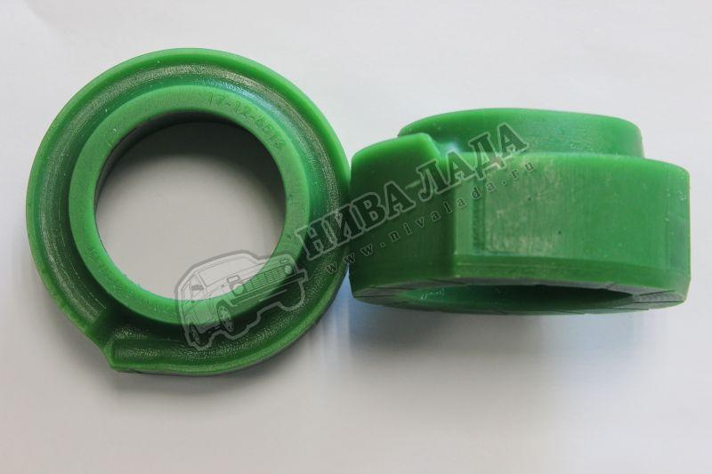 Завышки передних пружин ВАЗ 2101-2121 (к-кт.2шт.) усиленная (полиуритан) +30мм