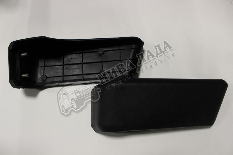 Накладка заднего бампера ВАЗ 2121 (к-кт.2шт.) н.о.