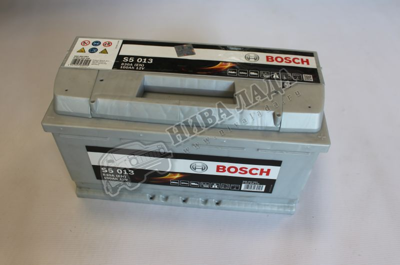 АКБ BOSCH S5 100 Ah R
