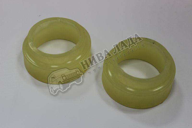 Завышки задних пружин ВАЗ 2101-2121 (к-кт.2шт.) (полиуритан) 30мм.