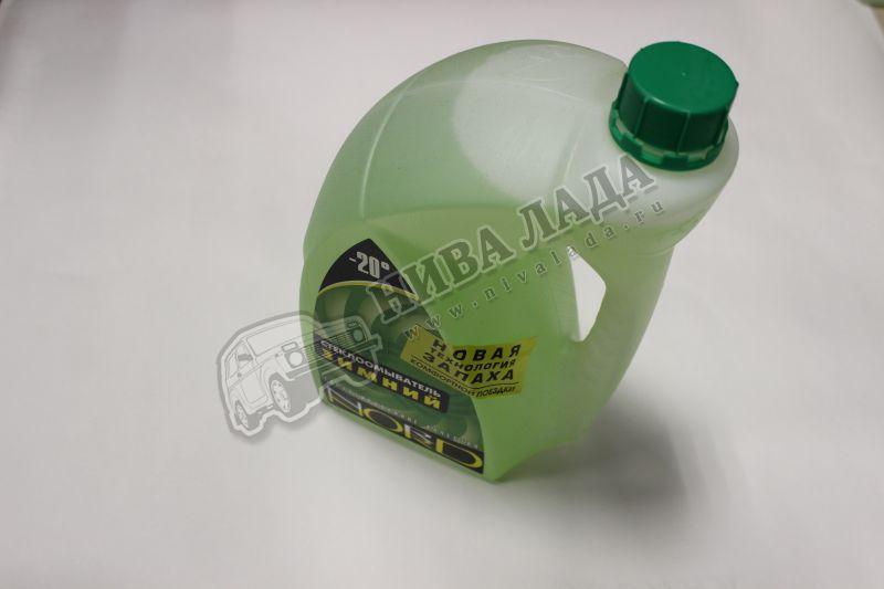 Жидкость незамерзающая  4л. NORD -20С