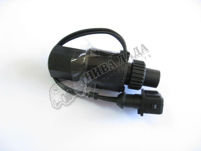 Датчик скорости ВАЗ 21083 (квадр.разъём с проводом)