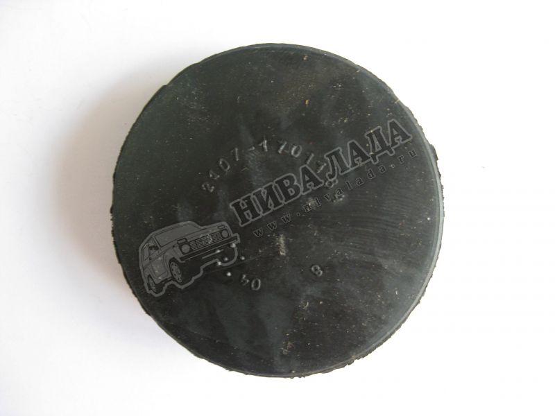 Заглушка задней крышки КПП ВАЗ 21074 (резиновая)