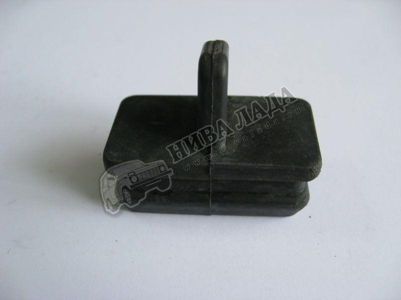 Заглушка картера сцепления ВАЗ 2108 (резиновая)