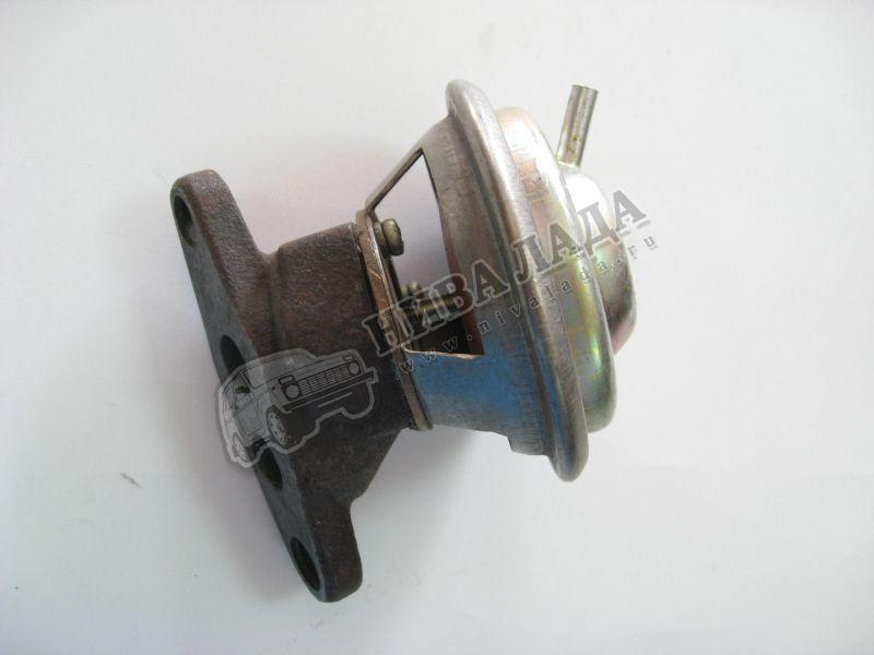 Клапан рециркуляц. отработанных газов ВАЗ 21213 с резьбой