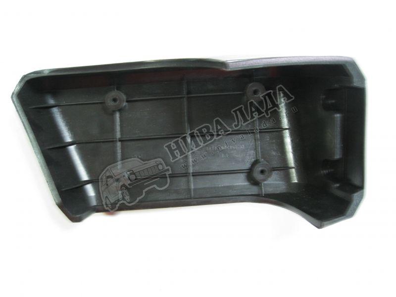 Накладка переднего бампера ВАЗ 2121 левая