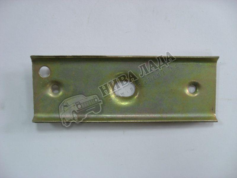 Планка переднего бампера ВАЗ 2108