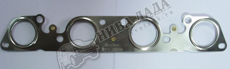 Прокладка коллектора ВАЗ 21124 дв.1,6 16кл