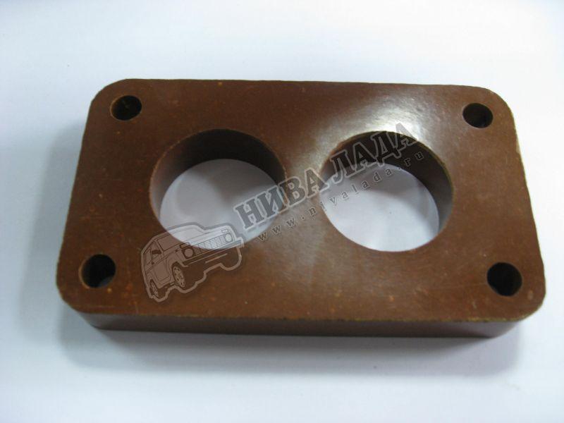 Проставка  карбюратора ВАЗ 2108-09