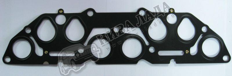Прокладка коллектора ВАЗ 21214 металлизированная (2-х слойная)